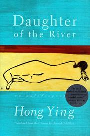 Cover art for DAUGHTER OF THE RIVER