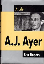A.J. AYER by Ben Rogers