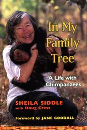 IN MY FAMILY TREE by Sheila Siddle
