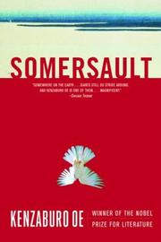 SOMERSAULT by Kenzaburo Oe