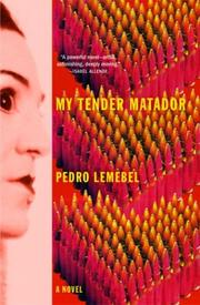 Cover art for MY TENDER MATADOR