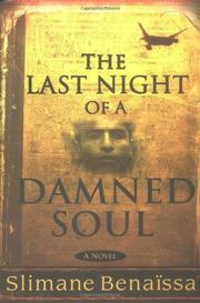 Cover art for THE LAST NIGHT OF A DAMNED SOUL