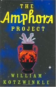 THE AMPHORA PROJECT by William Kotzwinkle