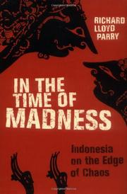 Cover art for IN THE TIME OF MADNESS