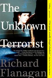 Cover art for THE UNKNOWN TERRORIST