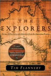 Book Cover for THE EXPLORERS