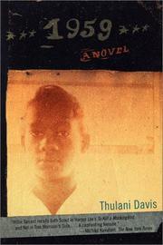 1959 by Thulani Davis