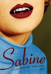 SABINE by A.P.
