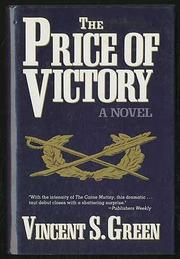 THE PRICE OF VICTORY by Vincent S. Green