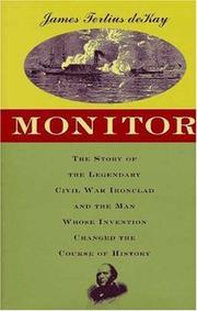 MONITOR by James Tertius DeKay