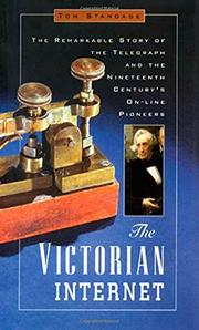 Cover art for THE VICTORIAN INTERNET