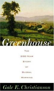 GREENHOUSE by Gale E. Christianson
