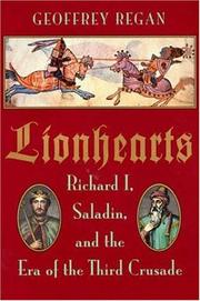 Cover art for LIONHEARTS