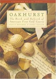 Cover art for OAKHURST