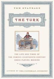 Book Cover for THE TURK