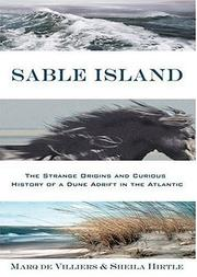 SABLE ISLAND by Marq de Villiers