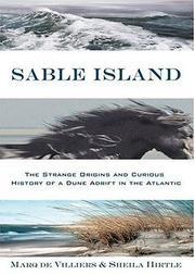 SABLE ISLAND by Marq de Villiers