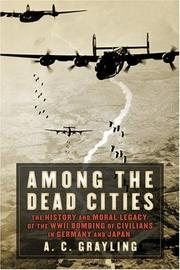 Book Cover for AMONG THE DEAD CITIES