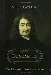 DESCARTES by A.C. Grayling