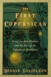 THE FIRST COPERNICAN by Dennis Danielson