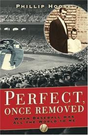 Cover art for PERFECT, ONCE REMOVED