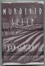 MURDERED SLEEP by Thomas D. Davis