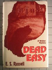 DEAD EASY by E.S. Russell