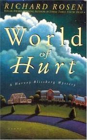 WORLD OF HURT by Richard Rosen