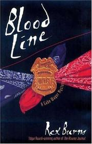 BLOOD LINE by Rex Burns