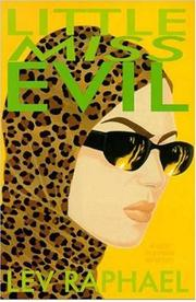 Book Cover for LITTLE MISS EVIL
