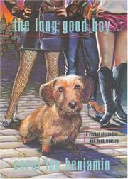Cover art for THE LONG GOOD BOY