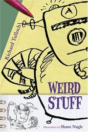 Cover art for WEIRD STUFF