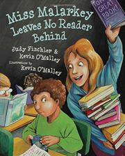 Book Cover for MISS MALARKEY LEAVES NO READER BEHIND