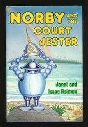 NORBY AND THE COURT JESTER by Janet Asimov
