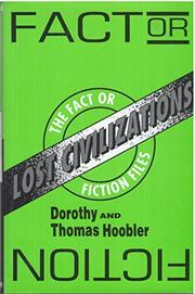 LOST CIVILIZATIONS by Dorothy Hoobler