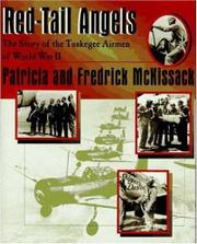 Book Cover for RED-TAIL ANGELS
