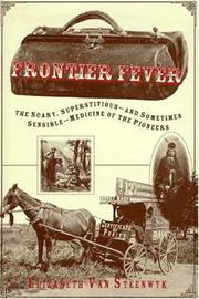 Book Cover for FRONTIER FEVER