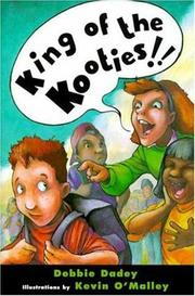 Cover art for KING OF THE KOOTIES