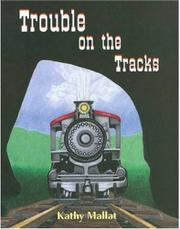 Cover art for TROUBLE ON THE TRACKS