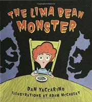 Cover art for THE LIMA BEAN MONSTER