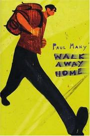 Book Cover for WALK AWAY HOME