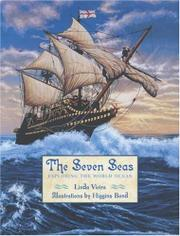Cover art for THE SEVEN SEAS