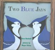 Book Cover for TWO BLUE JAYS