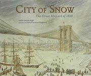 CITY OF SNOW by Linda Oatman High