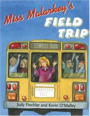 Book Cover for MISS MALARKEY'S FIELD TRIP