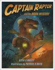 Cover art for CAPTAIN RAPTOR AND THE MOON MYSTERY