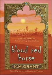 Book Cover for BLOOD RED HORSE