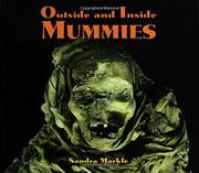 Cover art for OUTSIDE AND INSIDE MUMMIES