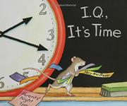 Cover art for I.Q., IT'S TIME
