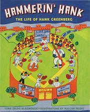 HAMMERIN' HANK by Yona Zeldis McDonough